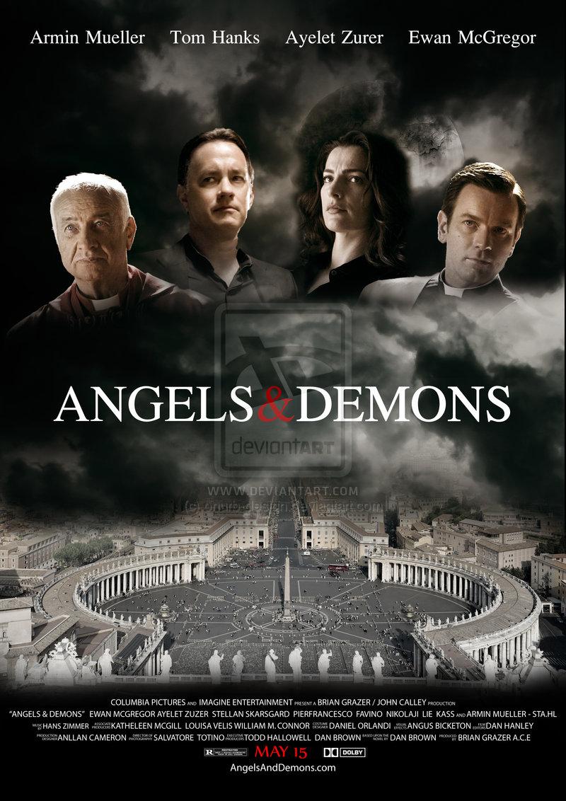 Angels Movie Movie Title Angels Demons